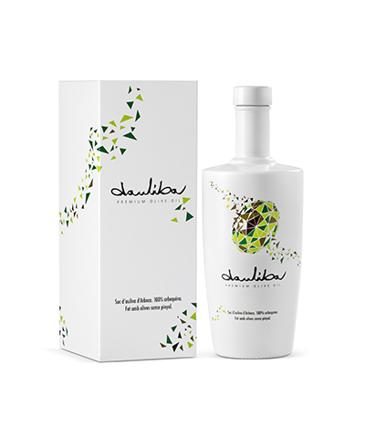 Botella Dauliba caja